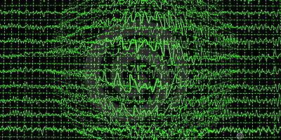 brain wave MEDITATION LIVE EEG EXPERIMENT DEMO