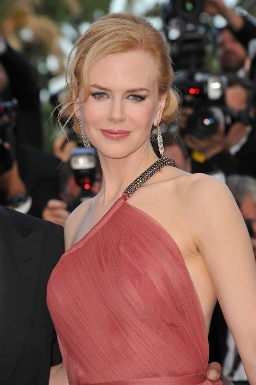 Nicole Kidman Uses An App To Chill Out With Meditation
