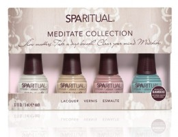 SpaRitual donates for the benefit of Transcendental Meditation