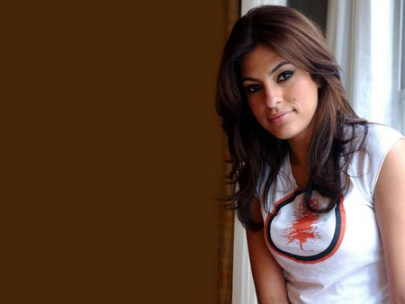 Eva Mendes on the bene...