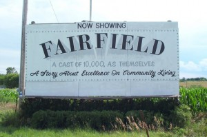 fairfield iowa community centered around meditaiton