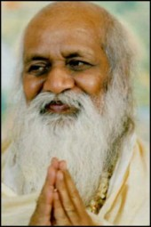 nature of life is happiness -- maharishi mahesh yogi transcendental meditation