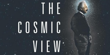 Cosmic View of Albert Einstein_3