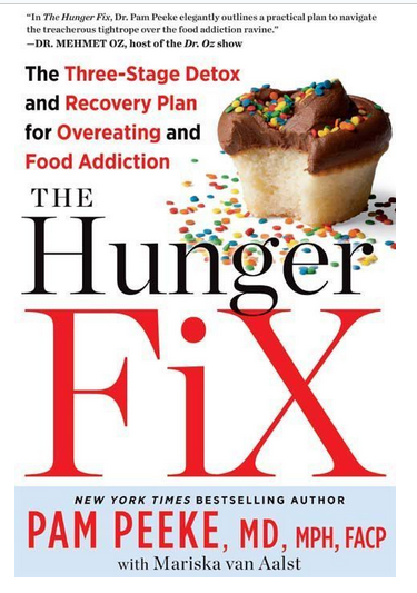 hunger fix solution to food addiction overeating dr peeke