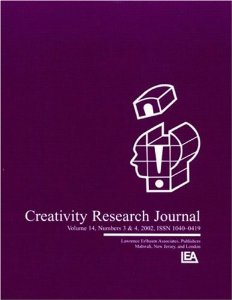 creativity research journal meditation