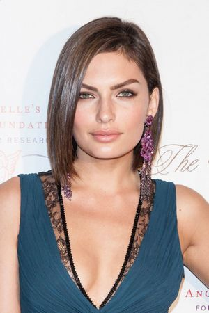 Alyssa Miller (b. 1989) is an American fashion model. She has done print and runway work for numerous leading companies, including Vogue, Elle, Guess and Victoria's Secret.