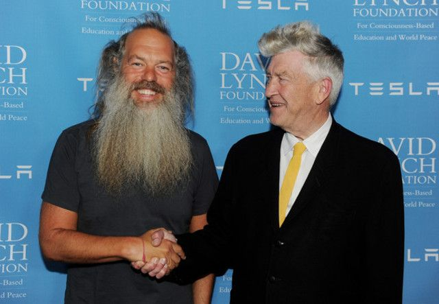 rick rubin on meditation practice lifetime award by david lynch
