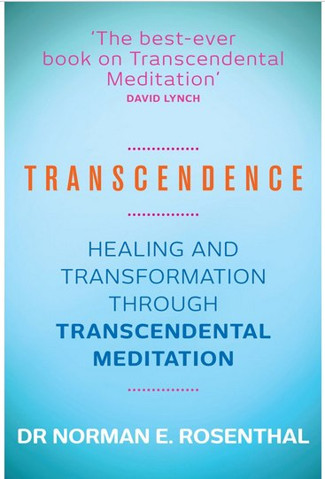 norman rosenthal-transcendence tm meditation book review download