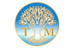 transcendental meditation in images photos and pictures - learn TM from qualified teachers organization logo