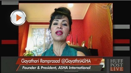 gayathari ramprasad depression mental illness video indian bestselling author