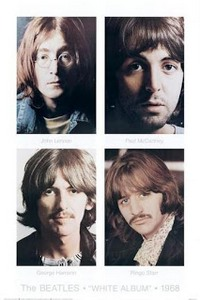 Beatles---The-White-Album-india meditation retreat maharishi