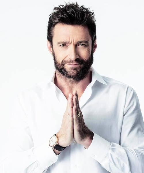 HUGH JACKMAN reveals the reasons for doing meditation. Daily!