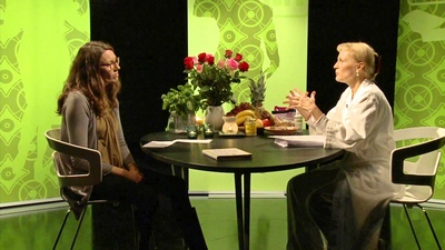 Dr. Bech in an interview with Danish national TV channel DK4 (2012)