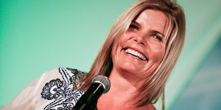 Mariel Hemingway author actress meditation yoga mental illness alcoholism_3