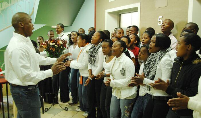 EDUCATIONAL REVOLUTION: The Maharishi Institute, which incorporates the practice of Transcendental Meditation into its curriculum, is the first free university in South Africa. Its aim is to transform previously disadvantaged graduates into accomplished, self-sustainable individuals. Read more