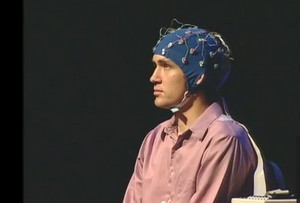 total brain functioning video meditaiton experiment