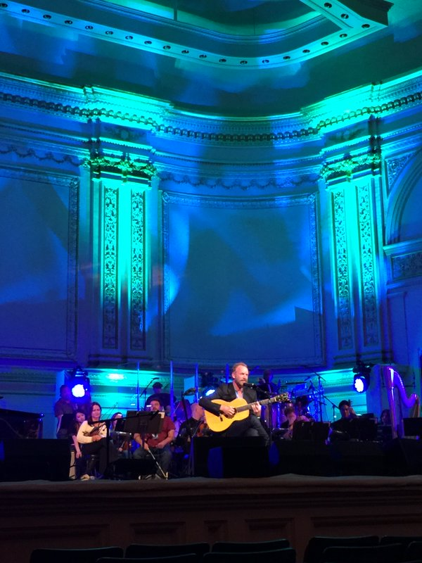 sting-david lynch foundation concert 2015