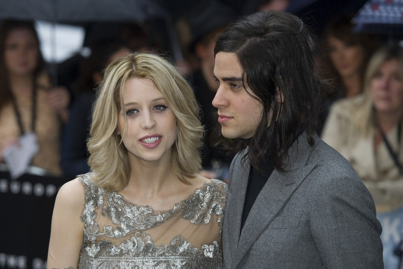 thomas cohen peaches geldof meditation