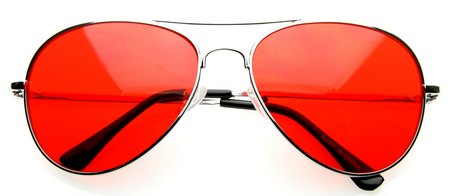 red glasses view perception quotation 2