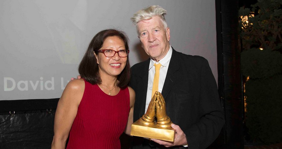 namaste yoga award 2016 david lynch