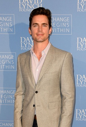 Matt Bomer Meditation tm-david-lynch