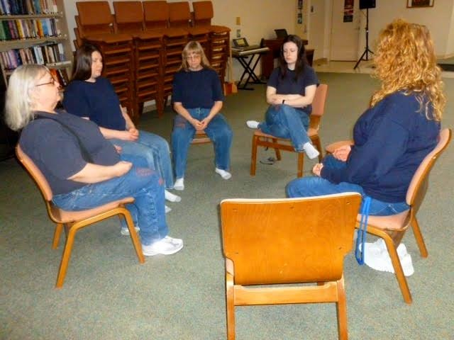 oregon meditation female prisoners