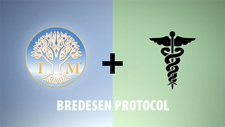 tm meditation alzheimer cure protocol relief help