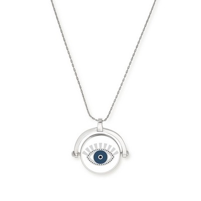 meditating-eye david lynch jewelry collection necklace