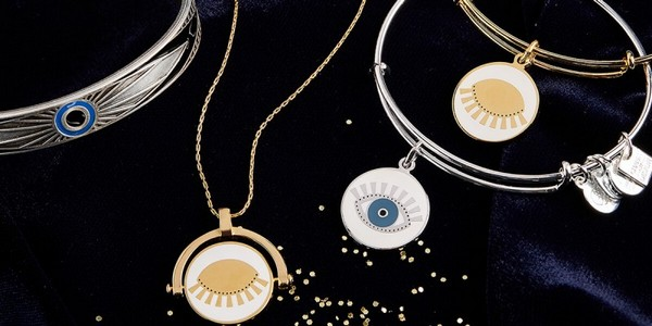 meditating-eye david lynch jewelry collection